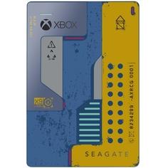 Память для консоли Xbox Seagate 2TB Cyberpunk 2077 (STEA2000428)