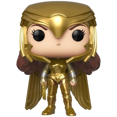 Фигурка Funko POP! Wonder Woman 84: Wonder Woman Golden Armor