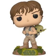Фигурка Funko POP! Star Wars: Training Luke with Yoda