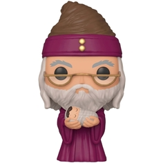 Фигурка Funko POP! Harry Potter: Dumbledore w/Baby Harry