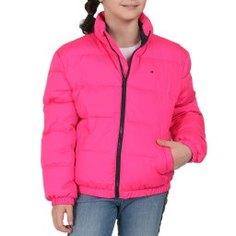 Куртка TOMMY HILFIGER KG0KG04983 розовый