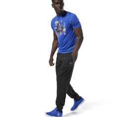 Спортивные брюки Training Essentials Woven C Lined Reebok