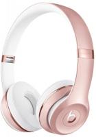 Беспроводные наушники с микрофоном Beats Solo3 Rose Gold (MX442EE/A)