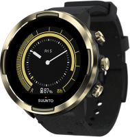 Умные часы Suunto 9 Baro Gold Leather (SS050256000)