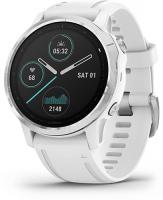 Умные часы Garmin Fenix 6S Silver/White