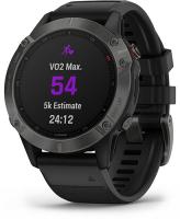 Умные часы Garmin Fenix 6 Pro Black/Black (010-02158-02)