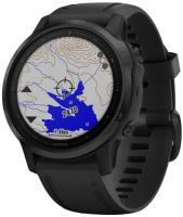 Умные часы Garmin Fenix 6S Pro Black/Black