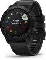 Умные часы Garmin Fenix 6X Pro Black/Black