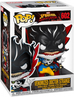 Фигурка Funko POP! Marvel: Max Venom - Dr. Strange (47527IE)