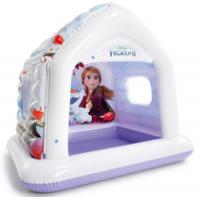 Надувной игровой центр Intex Disney: Холодное сердце 2, 137х109х122 см (с48632)
