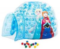 Надувной игровой центр Intex Disney: Холодное сердце, 185х157х107 см (с48670)