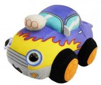 Мягкая игрушка 1toy Дразнюка-Биби: Автомобильчик, 15 см (Т12047)