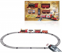 Железная дорога 1toy Ретро Экспресс, 148х86 см (Т10577)