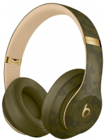 Беспроводные наушники с микрофоном Beats Studio3 Camo Forest Green (MWUH2EE/A)