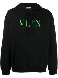 Valentino худи с логотипом VLTN