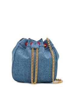 Philosophy Di Lorenzo Serafini джинсовая сумка