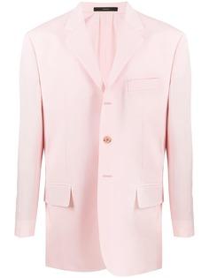 Paul Smith однобортный пиджак строгого кроя