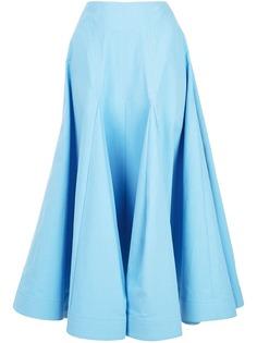 Rosie Assoulin юбка с завышенной талией