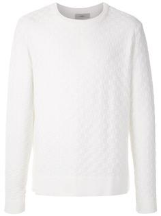 Egrey свитер Quadriculado