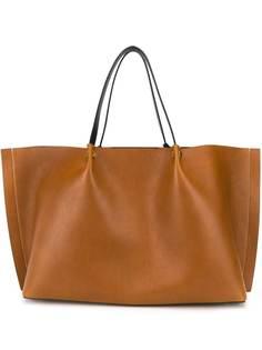 Valentino Garavani сумка-шопер с логотипом VLogo