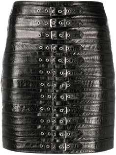 Manokhi юбка-карандаш с пряжкой