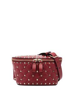 Valentino Garavani маленькая поясная сумка с отделкой Rockstud