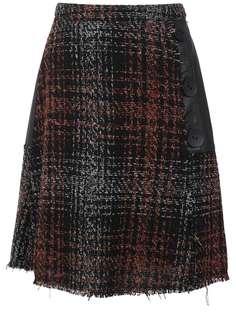 Olympiah клетчатая юбка Eirene