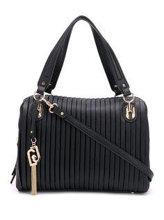 LIU JO сумка-тоут со складками