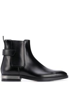 Balmain ботинки с пряжкой