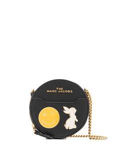 Marc Jacobs сумка через плечо со значками