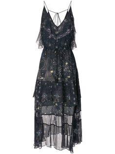 Camilla платье миди Its a Sign с оборками