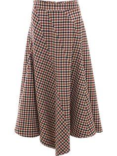 JW Anderson юбка асимметричного кроя