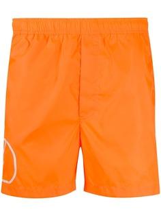 Valentino плавки-шорты с логотипом