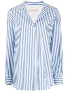 Max Mara рубашка в полоску