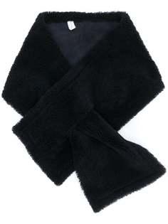Paul Smith шарф из овчины