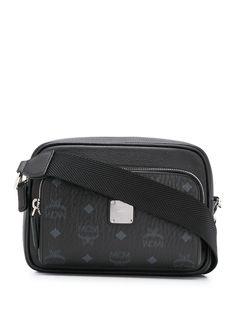 MCM сумка через плечо с логотипом