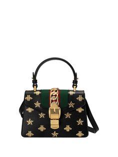Gucci мини-сумка Sylvie Bee Star