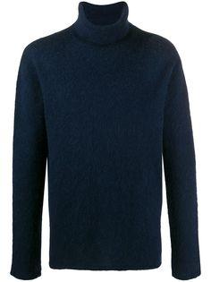 LANVIN turtle neck knitted jumper