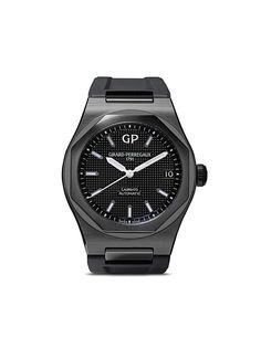 Girard Perregaux часы Laureato Ceramic 42 мм Girard-Perregaux