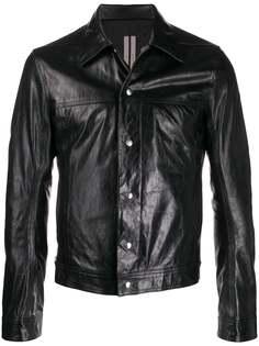 Rick Owens укороченная куртка