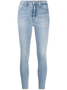 Calvin Klein Jeans джинсы скинни с завышенной талией