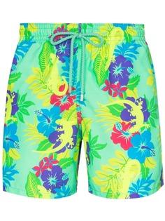 Vilebrequin плавки-шорты Moorea с принтом