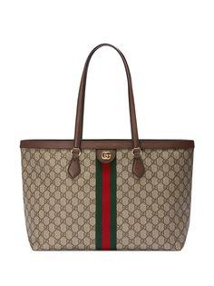 Gucci сумка-тоут Ophidia GG среднего размера