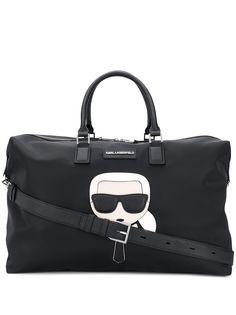 Karl Lagerfeld дорожная сумка K/Iikonik