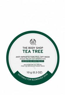 """Маска для лица The Body Shop альгинатная """"Чайное дерево"""", 10 г"""