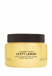 "Скраб для тела The Body Shop ""Дерзкий лимон"", 250 мл"
