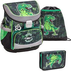 Ранец Belmil Mini-Fit World Of Dinosaurs, с наполнением
