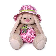 Мягкая игрушка Budi Basa Зайка Ми в шляпе с мишкой, 23 см