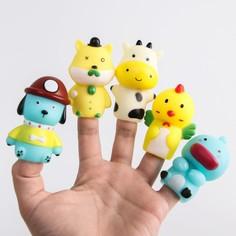 Развивающая пальчиковая игрушка
