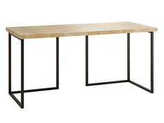 Стол board (ogogo) бежевый 160x74x70 см.